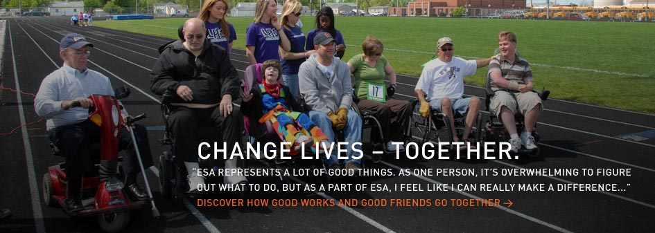 change lives-together